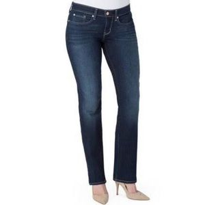 NWOT Women's Levi Curvy Straight Jeans